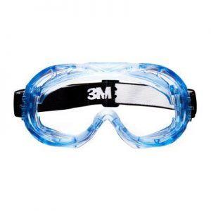 Gafa de seguridad con lente de policarbonato y revestimiento del ocular Anti-rayadura y anti-empañamiento