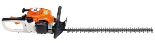 Cortasetos ligero y manejable. Se utiliza para el mantenimiento de setos en el jardín.