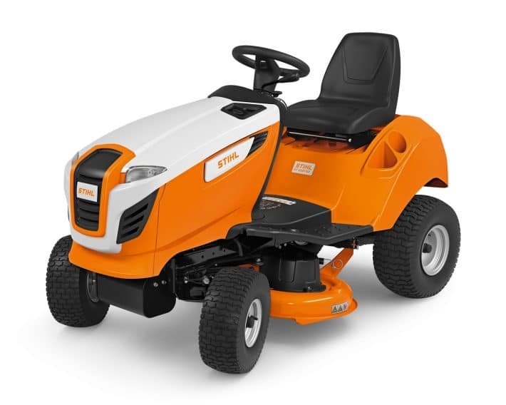 TRACTOR CORTACÉSPED STIHL RT 4097