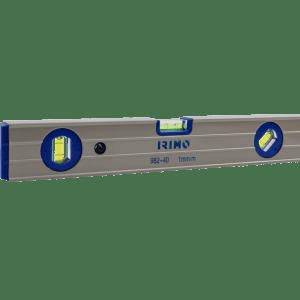 Nivel tubular aluminio alta visibilidad 400x24x60mm