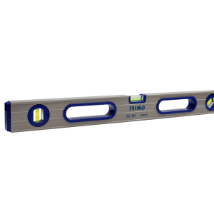 Nivel tubular aluminio magnético 400x22x60mm