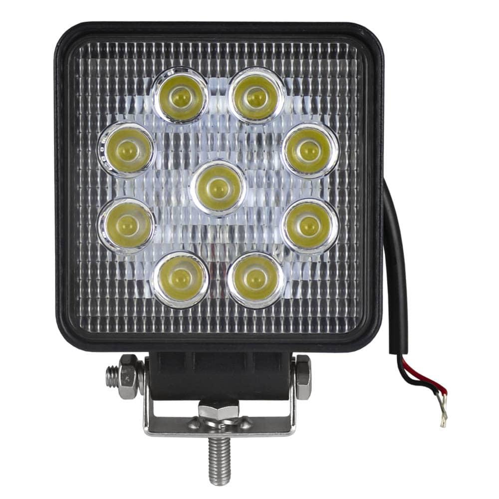 Lámpara de trabajo LED luz difusa.
