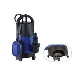 Mini Bombas de drenaje y aguas residuales. MP Serie de la bomba de plástico y cuerpo del motor.