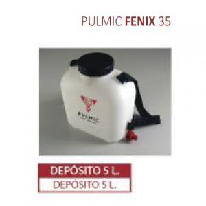 PULVERIZADOR PULMIC FÉNIX 35 + DEPÓSITO 5 L.