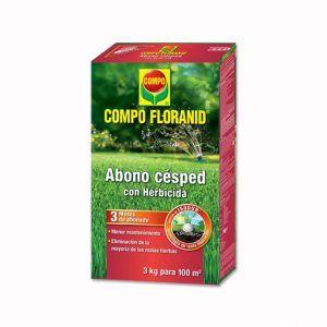 Abono Césped + Herbicida 3 kg