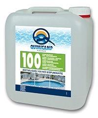 Algicida para saneamiento y la desinfección de agua de las piscinas.