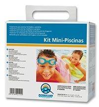 """Tratamiento """"duplex"""" para piscinas hinchables y portátiles:para pequeñas piscinas sin depurador"""