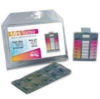 Mini analizador de cloro y PH para piscina. Analizador de agua en pastillas